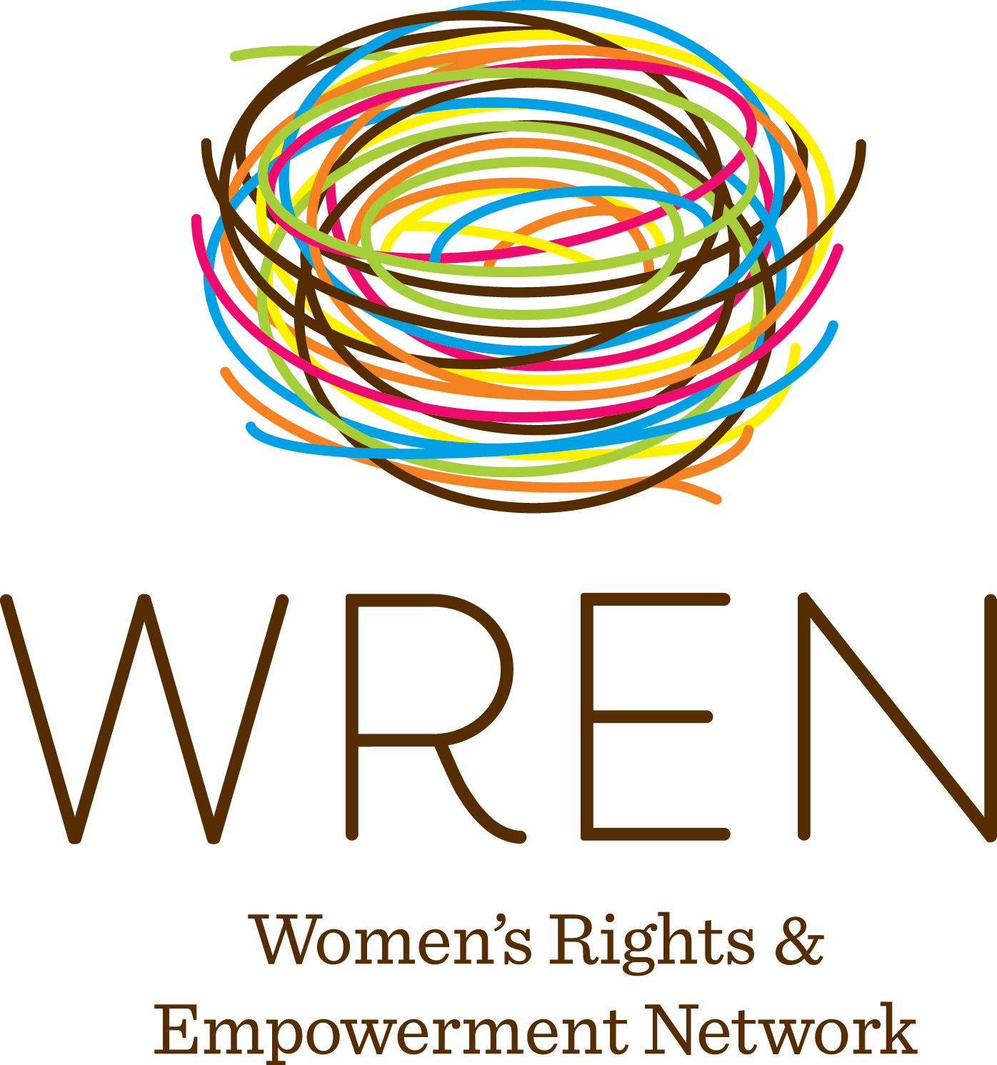 logo for women's rights and empowerment network