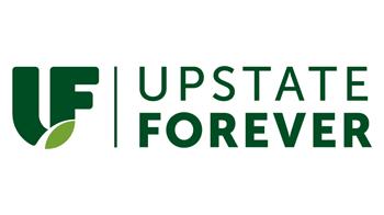 logo for upstate forever